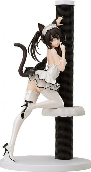 Date A Live - Kurumi Tokisaki Statue / White Cat Version: Kadokawa