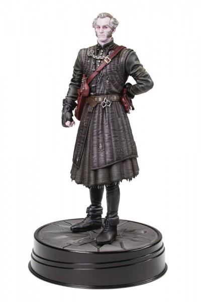 Witcher 3 Wild Hunt - Regis Vampire Statue / Deluxe: Dark Horse