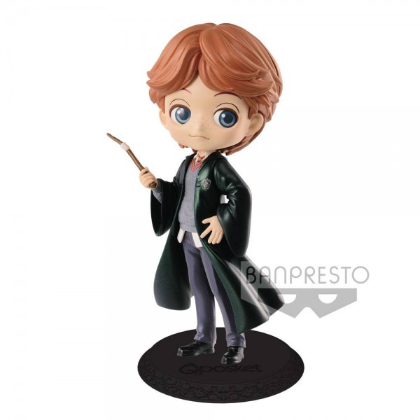 Harry Potter - Ron Weasley Figur / Q Posket - Pearl Color Version: Banpresto