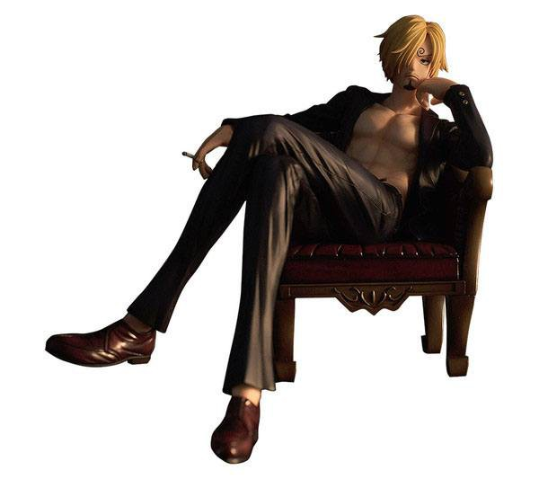 One Piece - Sanji Statue - Excellent Model P.O.P. / SOC: MegaHouse