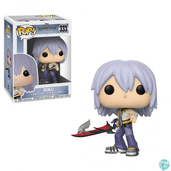 Kingdom Hearts - Riku Figur - POP!: Funko