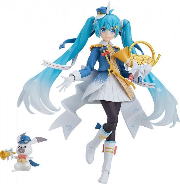 Character Vocal Series 01 - Snow Miku Figma / Snow Parade Version: Max Factory