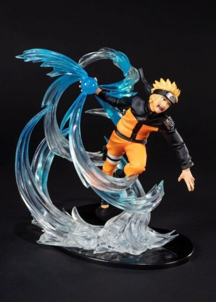 Naruto Shippuden - Naruto Statue / FiguartsZERO - Kizuna Relation Ver.II: Tamashii Nations