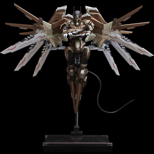Zone of the Enders - Riobot Anubis Actionfigur / Diecast [Beschädigte Verpackung]: Sentinel