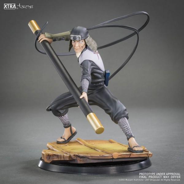 Naruto Shippuuden - Hiruzen Sarutobi Figur / Xtra: Tsume