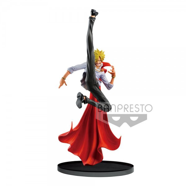 One Piece - Sanji Figur / BWFC Special - Normal Color Version: Banpresto