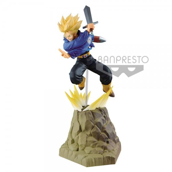 Dragon Ball - Trunks Figur / Absolute Perfection: Banpresto
