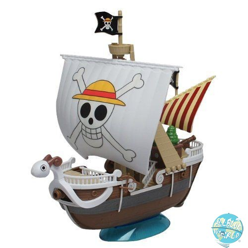 One Piece - Going Merry Modell-Kit - Grand Ship Collection: Bandai