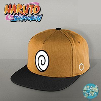 Naruto - Naruto Cap - Snap Back: PCM
