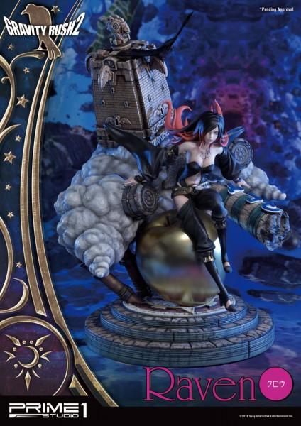 Gravity Rush 2 - Raven Statue: Prime 1 Studio