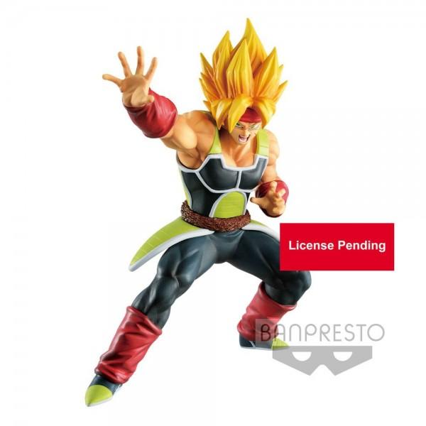 Dragon Ball Z - SSJ Bardock Figur / Posing Series: Banpresto