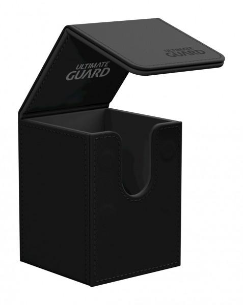 Ultimate Guard - Flip Deck Case 100+ / Schwarz