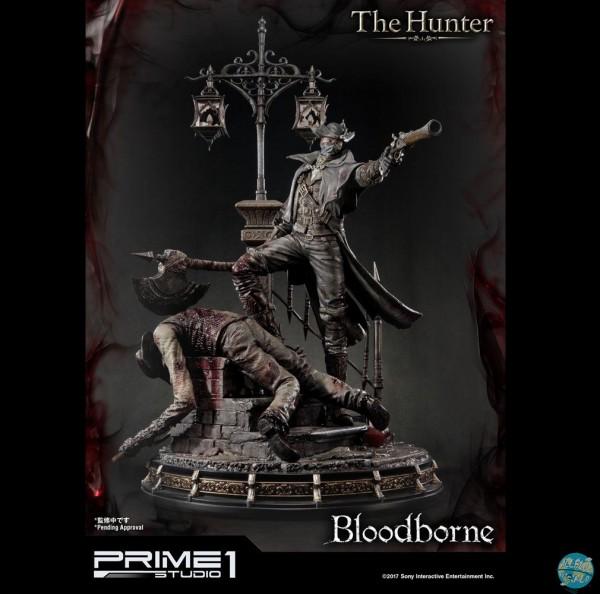Bloodborne The Old Hunters - The Hunter Statue: Prime 1 Studio