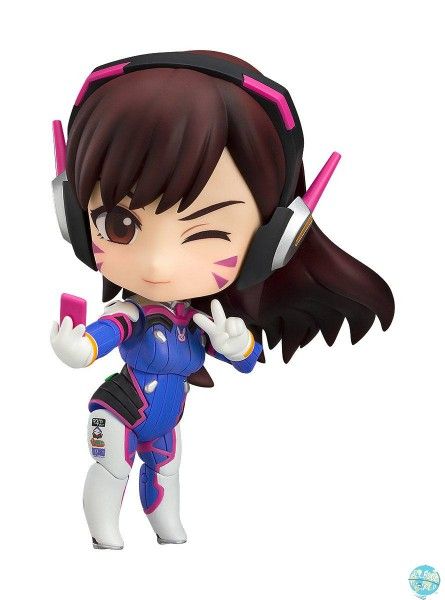 Overwatch - D.Va Nendoroid / Classic Skin Edition: Good Smile Company