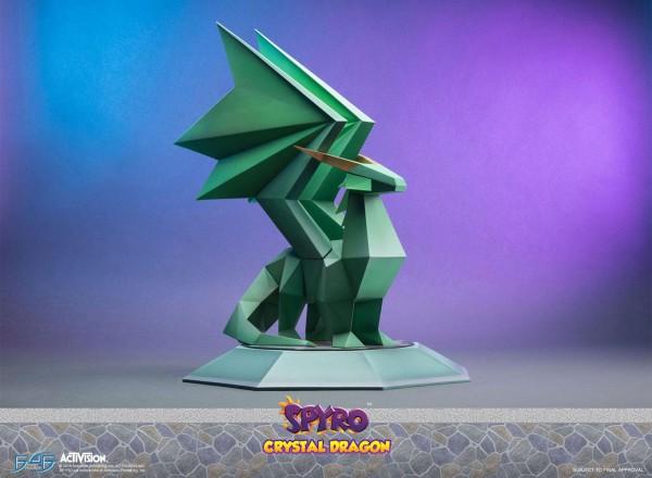 Spyro the Dragon - Crystal Dragon Statue: First 4 Figures