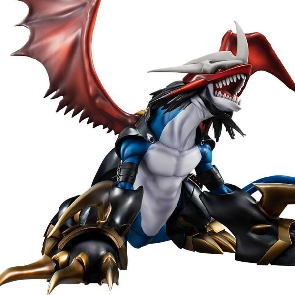 Digimon Adventure - Imperial Dramon: Dragon Mode Statue / G.E.M. Series - Precious: MegaHouse