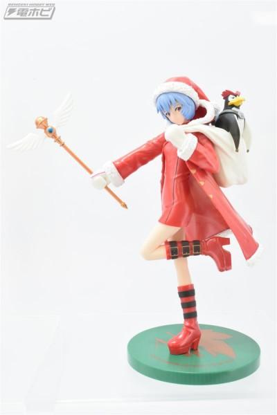 Neon Genesis Evangelion - Rei Ayanami Figur / Christmas: Sega