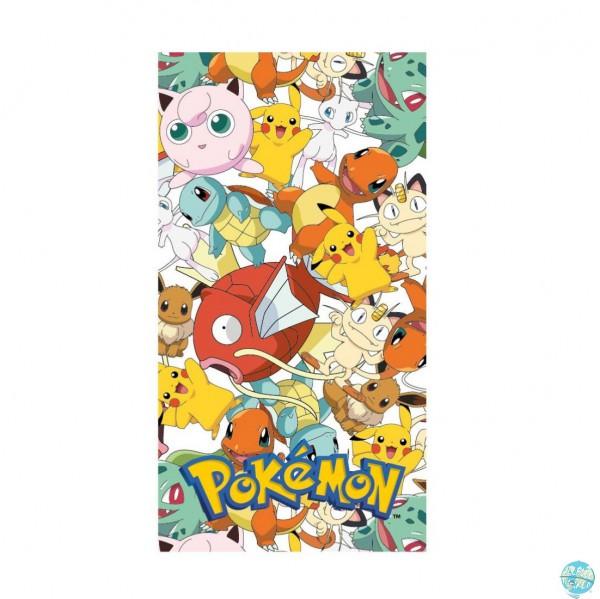 Pokemon - Strandtuch - Character Motiv: Cerda