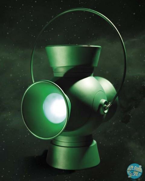 Green Lantern - Power Battery Replika: DC Collectibles