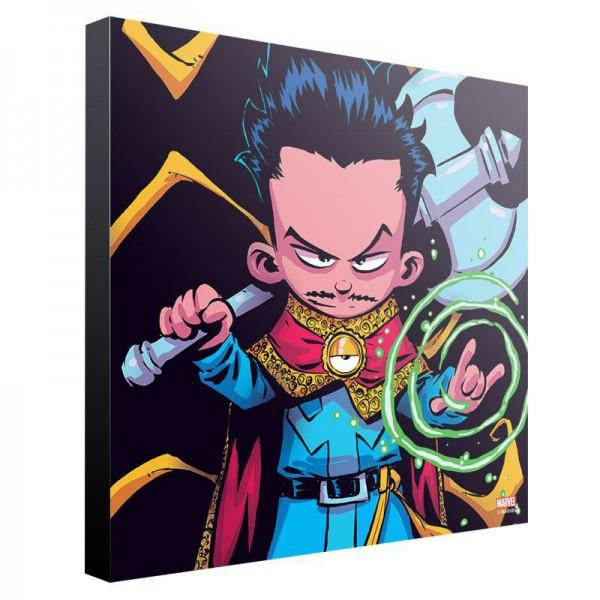 Marvel - Doctor Strange - Holzdruck: Semic