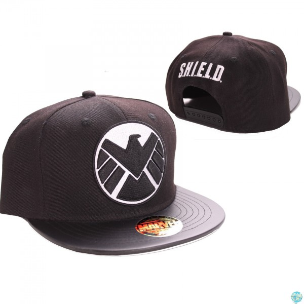 Captain America - Baseball Cap - The Shield Logo: CODI
