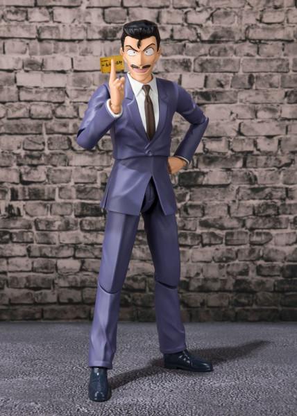 Detektiv Conan - Kogoro Mori Actionfigur / S.H.Figuarts: Tamashii Nations
