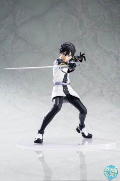 Sword Art Online -Ordinal Scale- - Kirito Statue: Genco
