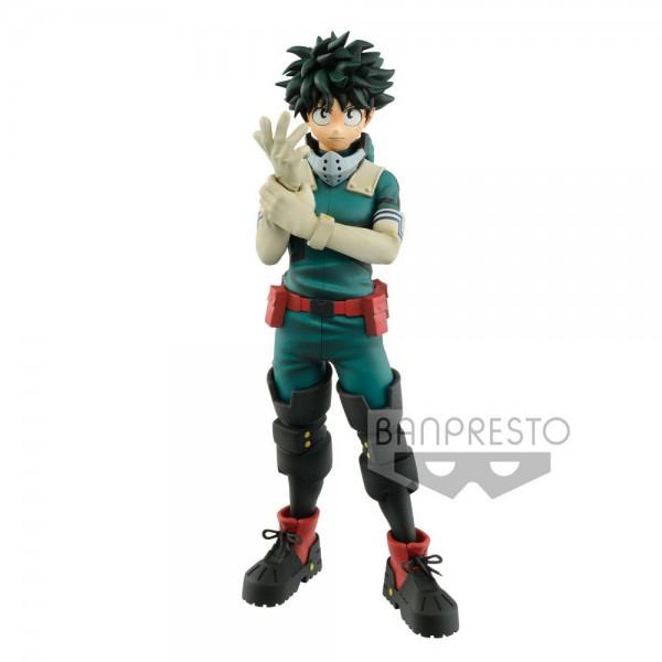 My Hero Academia - Izuku Midoriya Figur / Age of Heroes: Banpresto