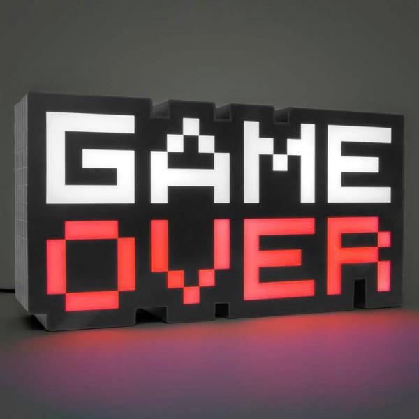 Game Over Leuchte 8-BIT: Paladone