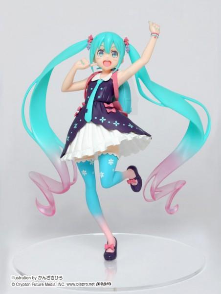 Vocaloid - Hatsune Miku Figur / Haru Fuku Version: Taito
