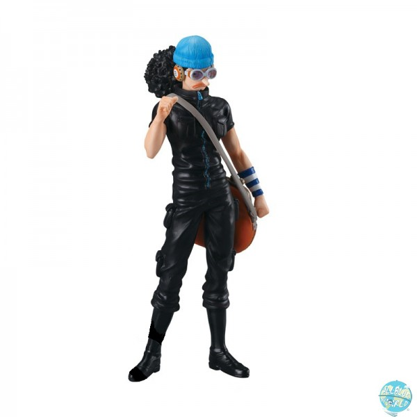 One Piece Movie Gold - Usopp Figur - Styling Movie Collection: Bandai