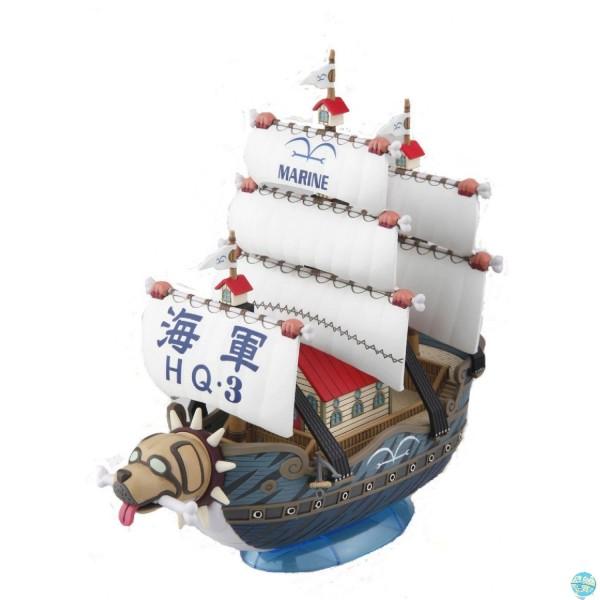 One Piece - Garp's Ship Modell-Kit - Grand Ship Collection: Bandai