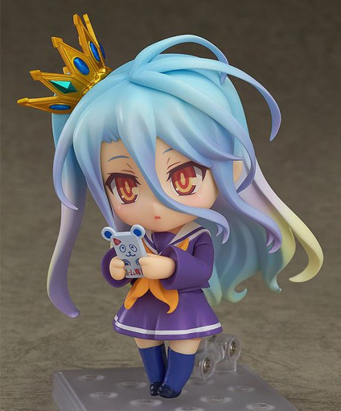 No Game No Life - Shiro Nendoroid: Good Smile Company