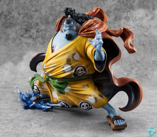 One Piece - Jimbei Statue - Excellent Model P.O.P - SA Maximum: MegaHouse