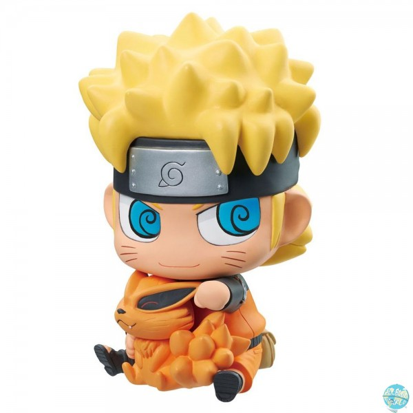 Naruto Shippuden - Naruto & Kurama Figur: MegaHouse