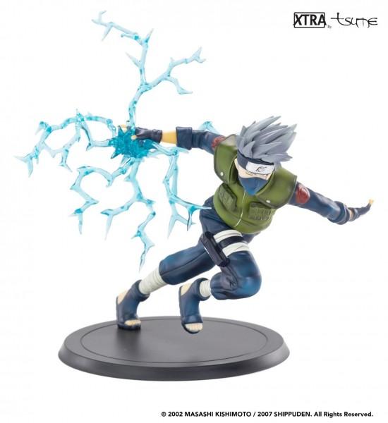 Naruto Shippuuden - Kakashi Figur - XTRA: Tsume