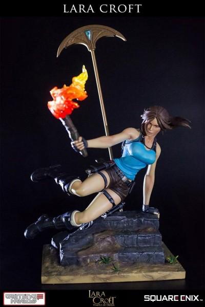 Tomb Raider Temple of Osiris - Lara Croft Statue / Regular Version: Gaming Heads