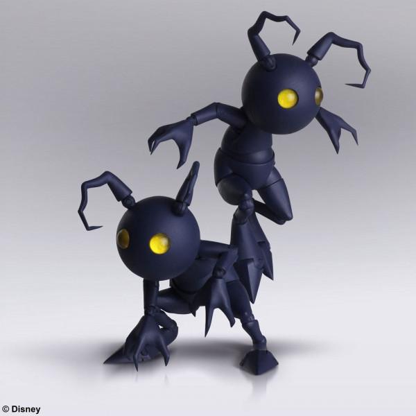 Kingdom Hearts II - Shadow Actionfigur / Bring Arts: Square Enix
