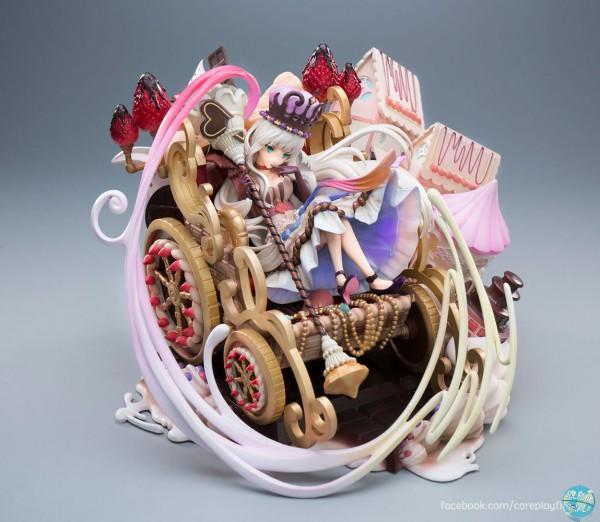 Merc Storia - Merc / Franchir Statue: Core Play