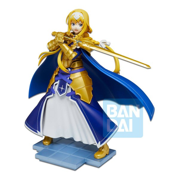 Sword Art Online Alicization - Alice Figur: Banpresto