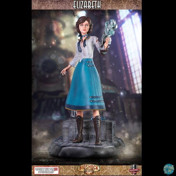 BioShock Infinite - Elizabeth Statue: Gaming Heads