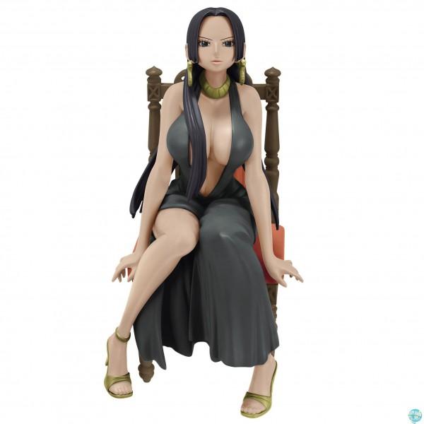 One Piece - Boa Hancock Figur - Girly Girls: Banpresto