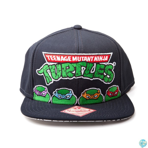 Teenage Mutant Ninja Turtles - Hip Hop Cap - Snap Back : Bioworld