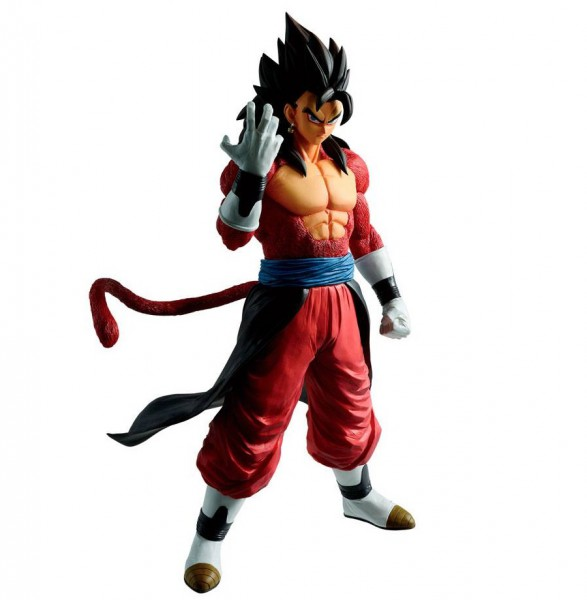 Dragon Ball Heroes - SSJ4 Vegito:Xeno Figur / Ichibansho: Bandai