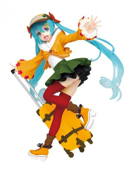 Vocloid - Hatsune Miku Figur / Autumn Ver. Renewal: Taito