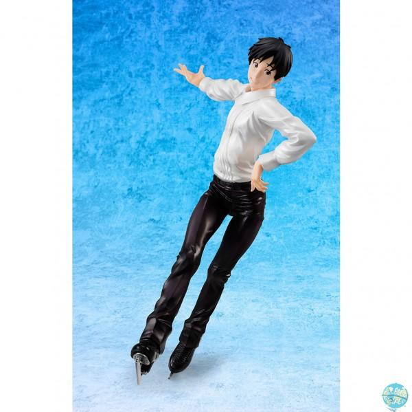 Yuri!!! on Ice - Yuri Katsuki Statue - G.E.M. Serie: MegaHouse