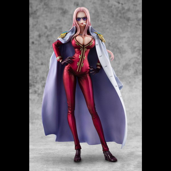 One Piece - Hina Statue / P.O.P. Excellent Model - Limited Edition: MegaHouse