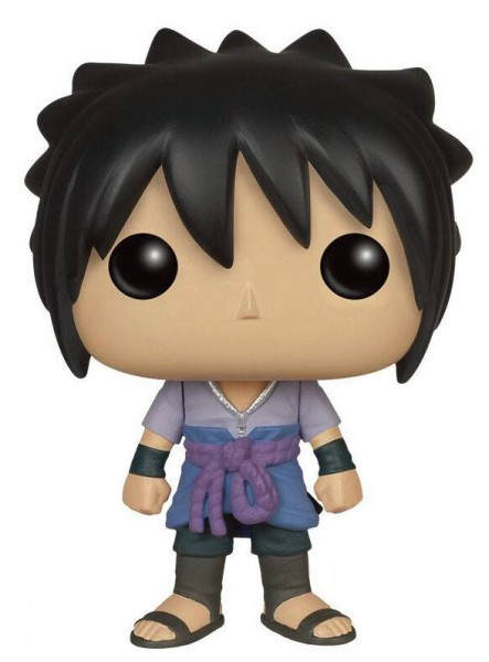 Naruto Shippuden - Sasuke Figur - POP: Funko