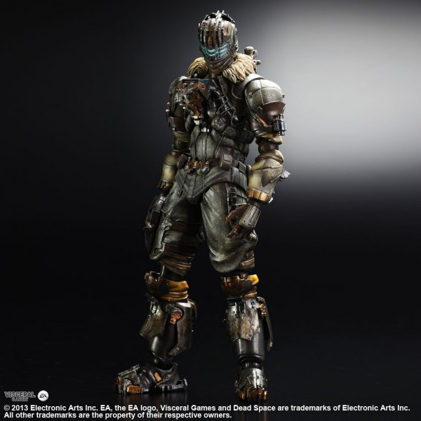 Dead Space 3 - Isaac Clarke Actionfigur - Play Arts Kai: Square Enix