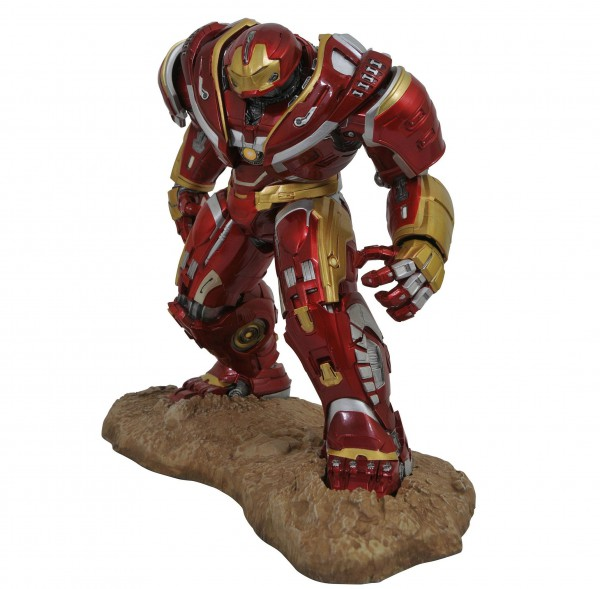 Avengers Infinity War - Hulkbuster Statue / Marvel Milestones: Diamond Select